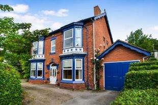 4 Bedrooms Detached House for sale in Alfreton Road, Sutton-in-Ashfield, Nottinghamshire