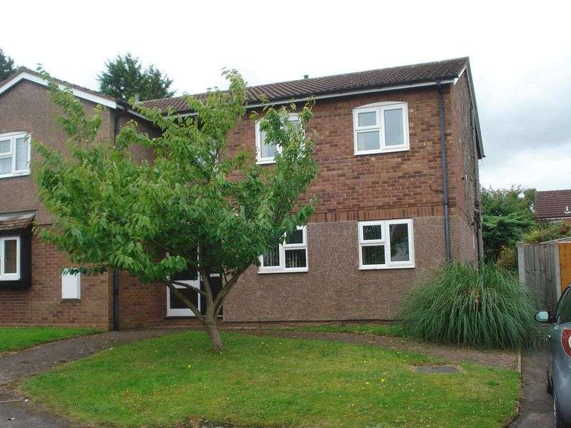 1 Bedroom Flat for sale in Hopkins Heath,Shawbirch, Telford