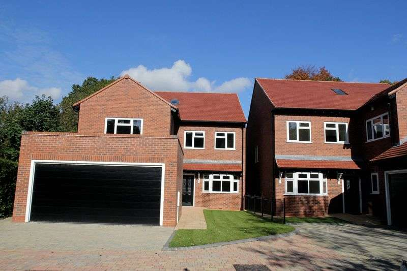 6 Bedrooms Detached House for sale in Portland Rd, Edgbaston B16 9HS - Newly built 6 bedroom detached residence