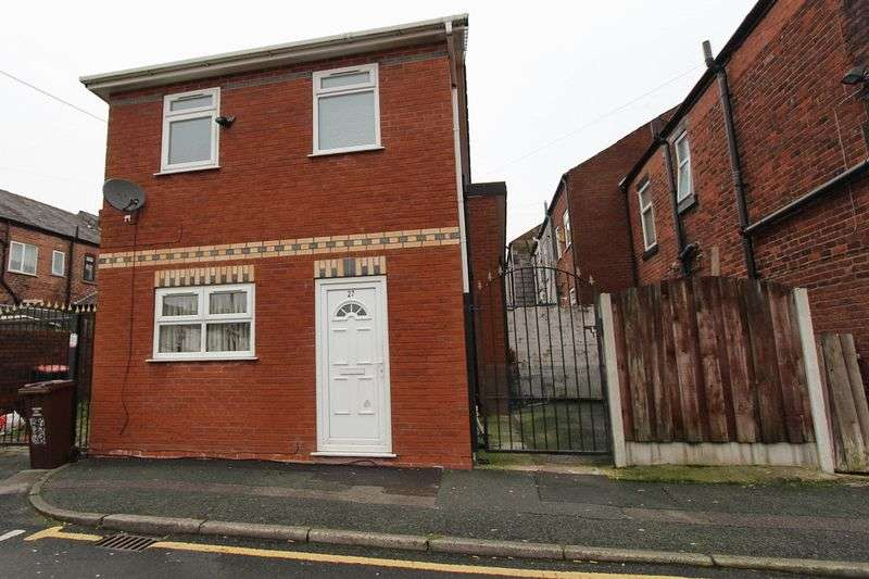 1 Bedroom House for sale in Wardley Street, Swinton, Manchester