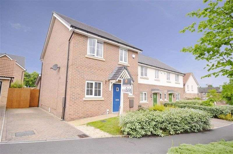 3 Bedrooms Detached House for sale in Trippear Way, Heywood