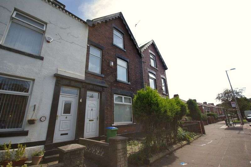 4 Bedrooms Terraced House for sale in Oldham Road, Rochdale