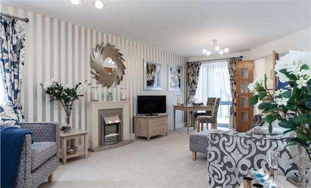 1 Bedroom Flat for sale in Kingston Road, London, SW20 8DA