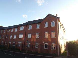 2 Bedrooms Flat for sale in Chandlers Edge, Grosvenor Wharf Road, Ellesmere Port, Cheshire, CH65