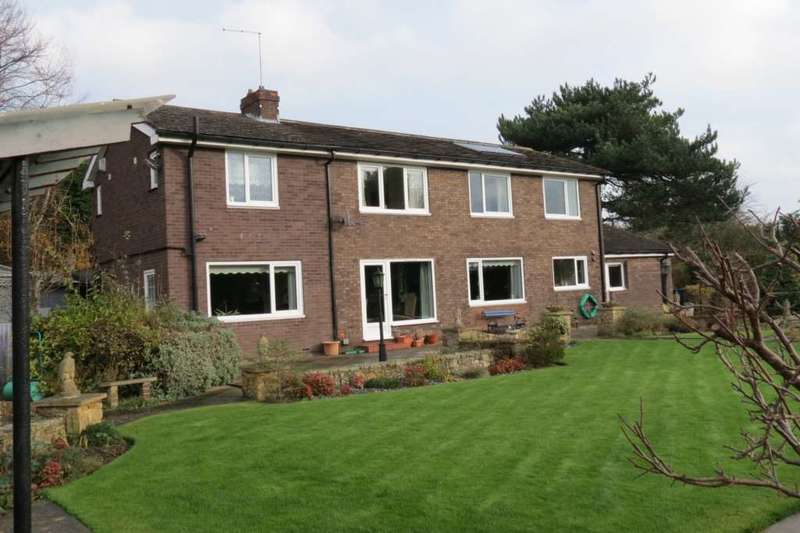 4 Bedrooms Detached House for sale in The Ridge, Saltburn By The Sea