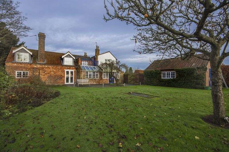 5 Bedrooms Detached House for sale in Church Lane, East Keal