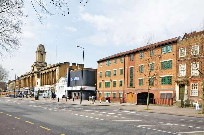 2 Bedrooms Flat for sale in Mile End Road, Whitechapel, E1