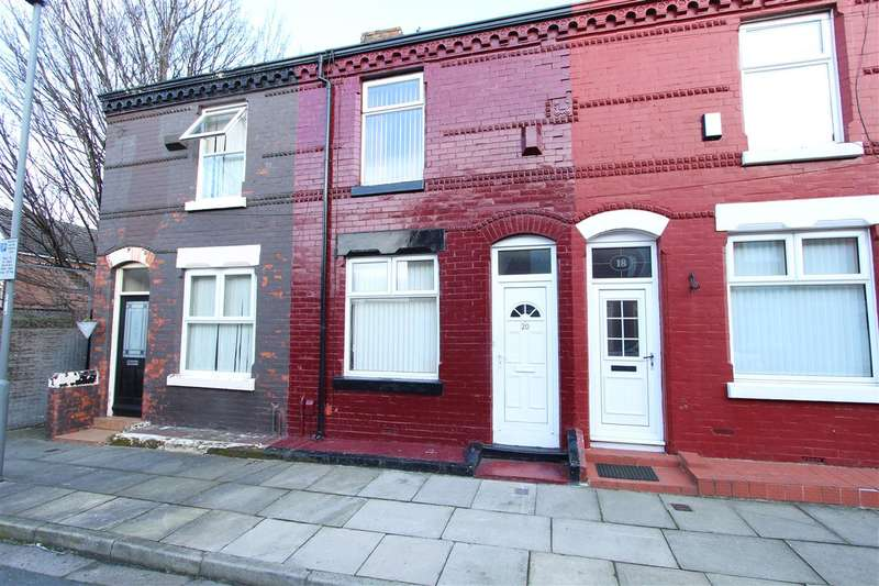 2 Bedrooms Terraced House for sale in Golden Grove, Walton, Liverpool