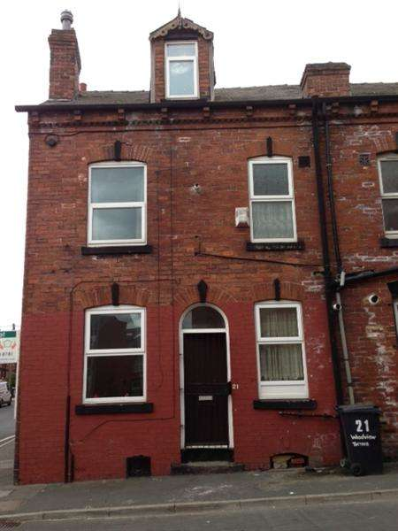2 Bedrooms End Of Terrace House for sale in Woodview Terrace, Leeds