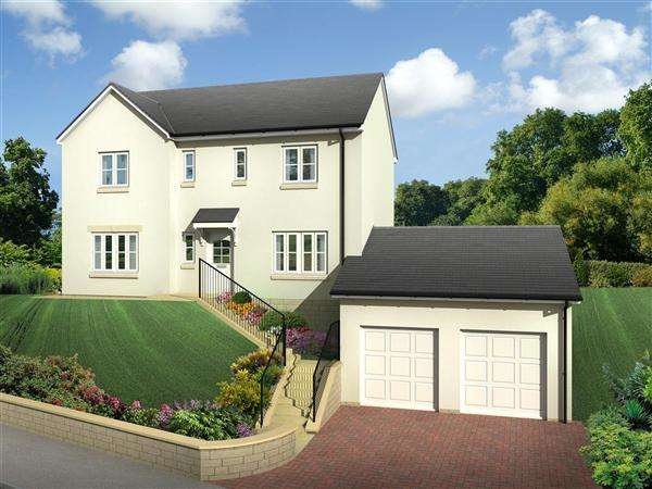 Property for sale in Ellwyn Terrace, Galashiels