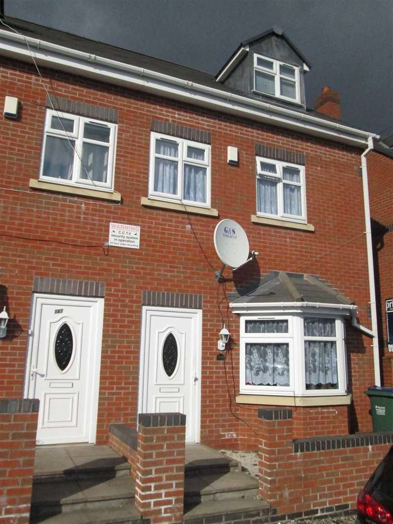 4 Bedrooms Semi Detached House for sale in Gilbert Road, Smethwick, Birmingham