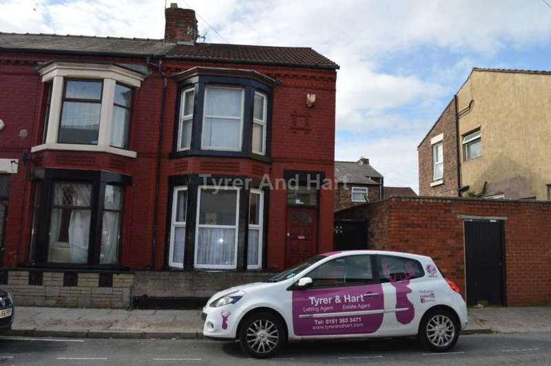 3 Bedrooms Terraced House for sale in Olney, Liverpool