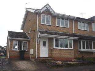 3 Bedrooms Semi Detached House for sale in Ash Court, Groby, Leicester, Leicestershire