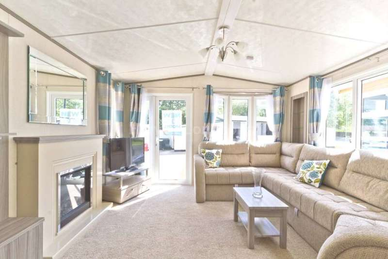 3 Bedrooms Mobile Home for sale in Frosterley, County Durham