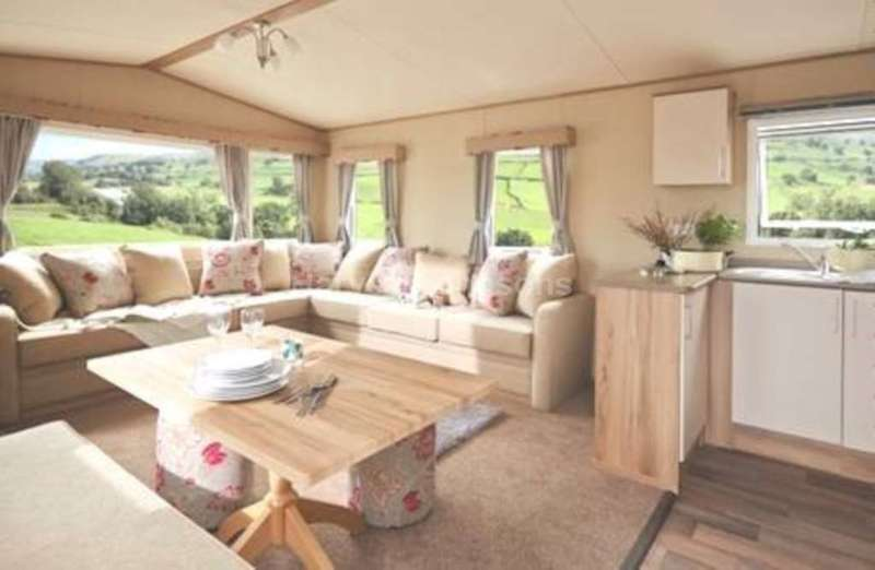 2 Bedrooms Mobile Home for sale in Leyburn, Yorkshire