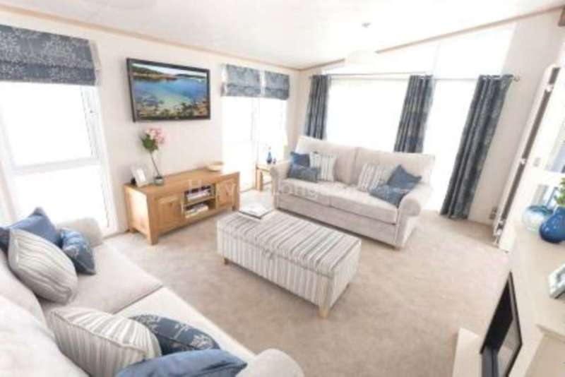 2 Bedrooms Lodge Character Property for sale in Leyburn, Yorkshire