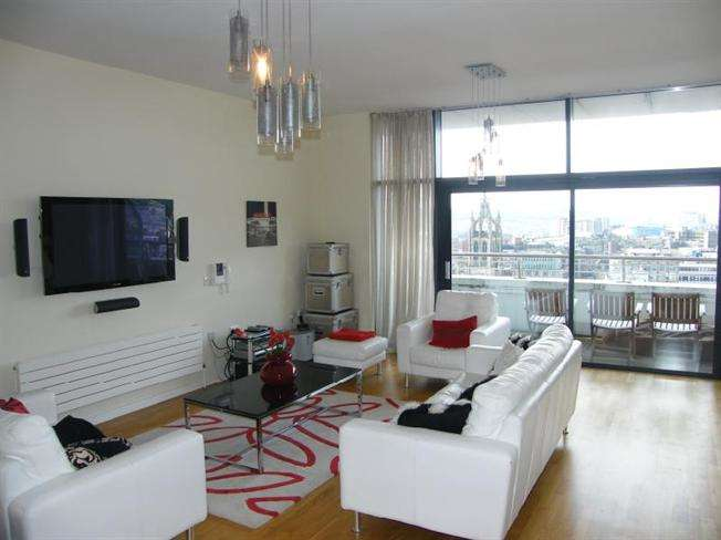 3 Bedrooms Apartment Flat for rent in 55 Degrees North, Newcastle City Centre