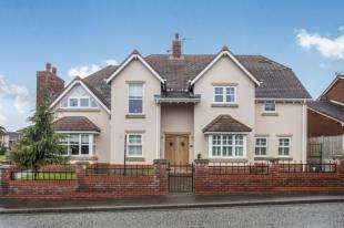 6 Bedrooms Detached House for sale in Portico Lane, Eccleston Park, Prescot, Merseyside, L35