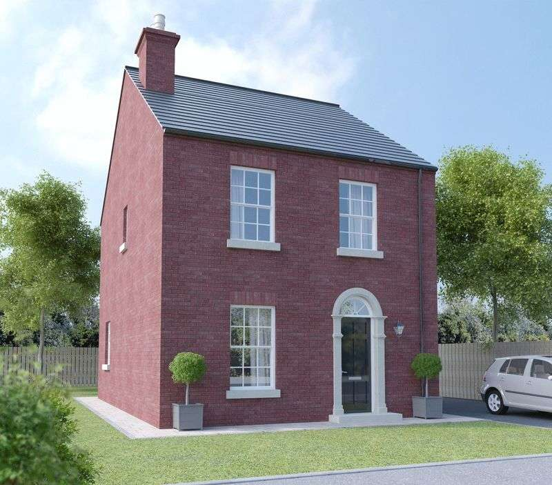3 Bedrooms Detached House for sale in 1 Church Meadow, Portadown