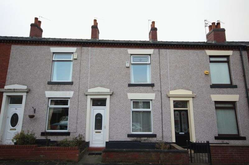 2 Bedrooms Terraced House for sale in CHARLOTTE STREET, Buersil, Rochdale OL16 4TJ