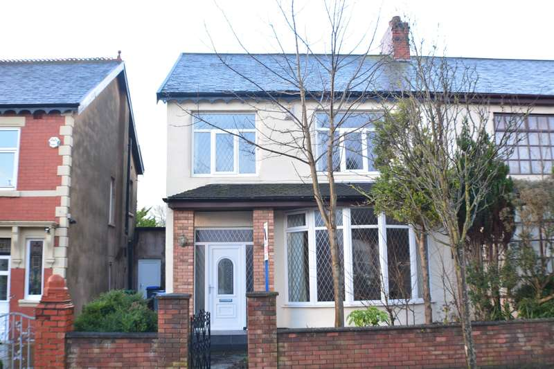 5 Bedrooms Semi Detached House for sale in Beechfield Avenue, Blackpool, FY3 9JJ