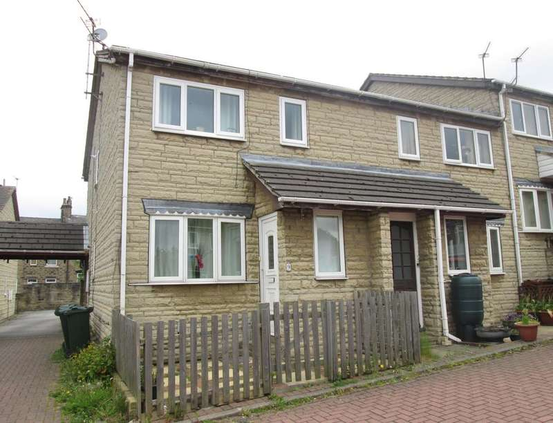 1 Bedroom Flat for sale in Sandford Court, Barnsley, S70