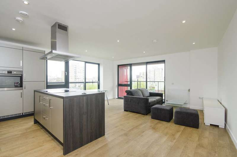 3 Bedrooms Flat for sale in Mellor House, Poplar, E14