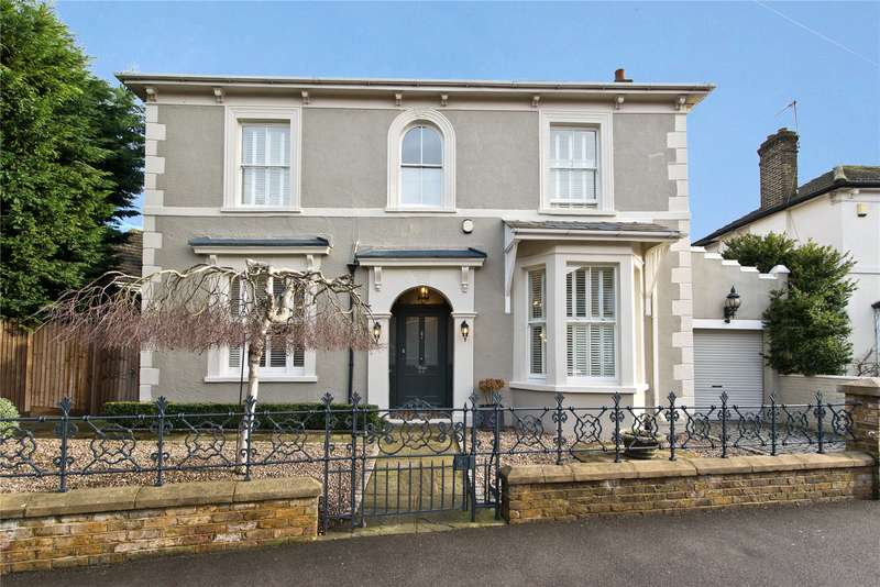 5 Bedrooms Detached House for sale in Grove Crescent, Kingston upon Thames, KT1