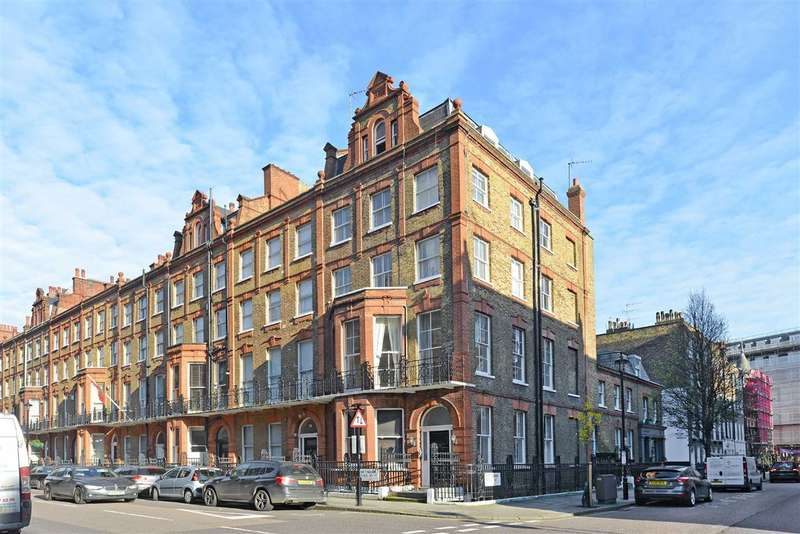 2 Bedrooms Flat for sale in Nottingham Place, London