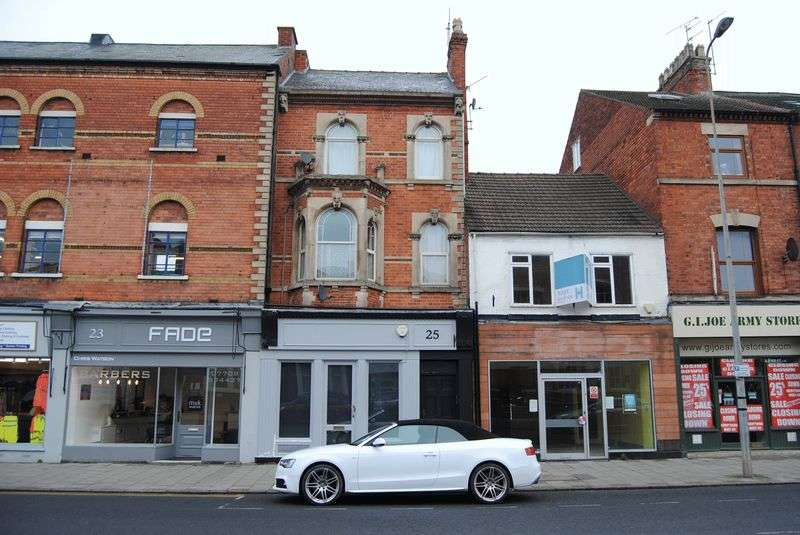 Flat for sale in London Road, Grantham