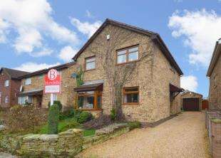 4 Bedrooms Detached House for sale in Dunlin Close, Thorpe Hesley, Rotherham, South Yorkshire