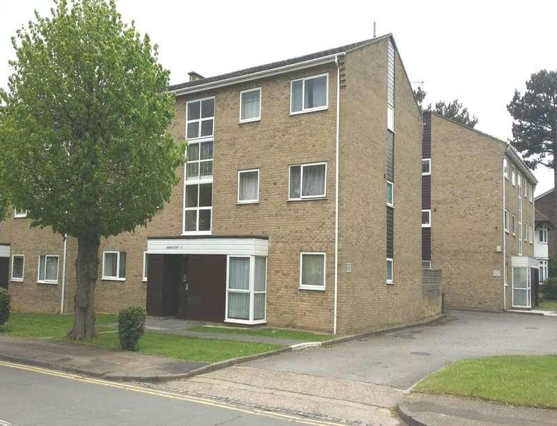 2 Bedrooms Flat for rent in Amanda Court, Peterborough, PE3
