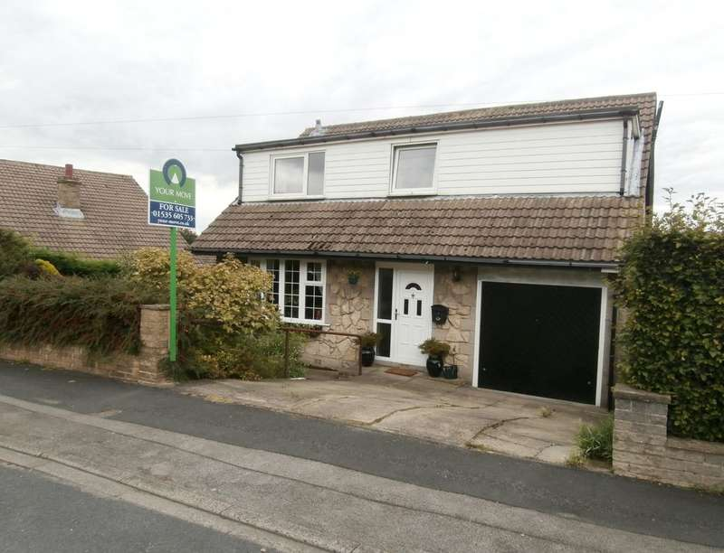 4 Bedrooms Detached House for sale in Springfield Road, Keighley, BD20