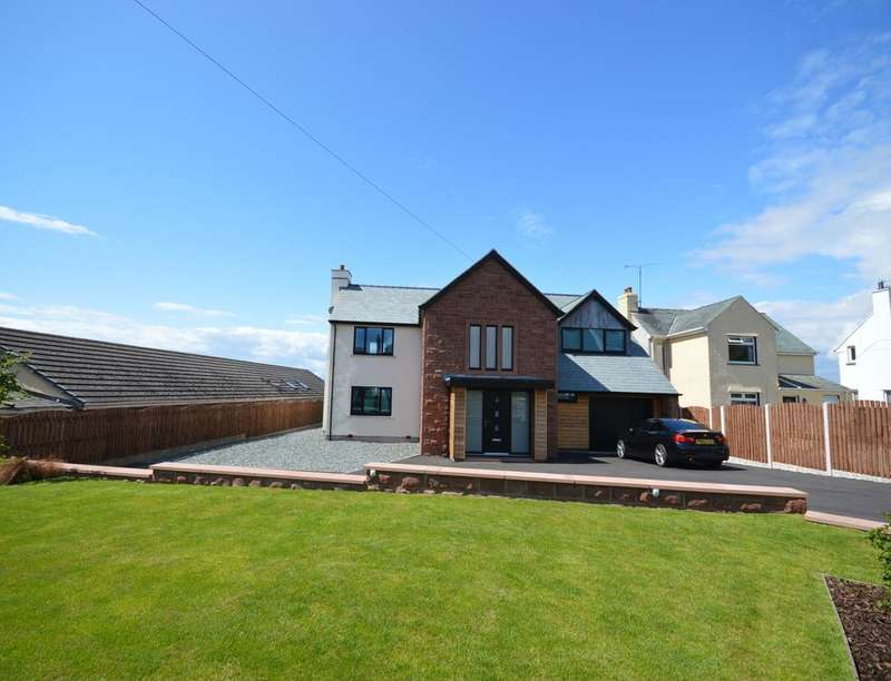 4 Bedrooms Detached House for sale in Crosby, Maryport, CA15