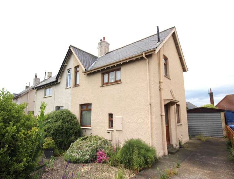 3 Bedrooms Semi Detached House for sale in Longstone Crescent, Beadnell, Chathill, NE67