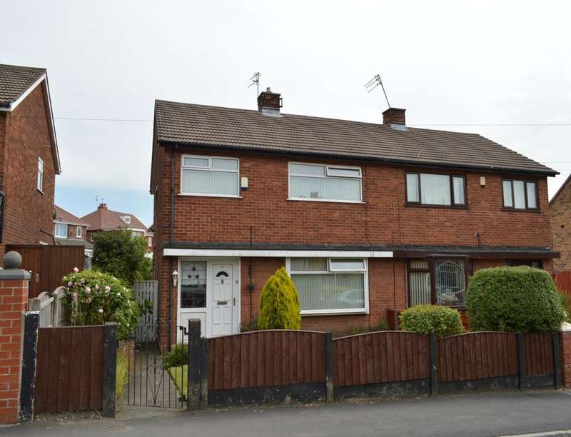 3 Bedrooms Semi Detached House for sale in Cross Lane, Prescot, L35