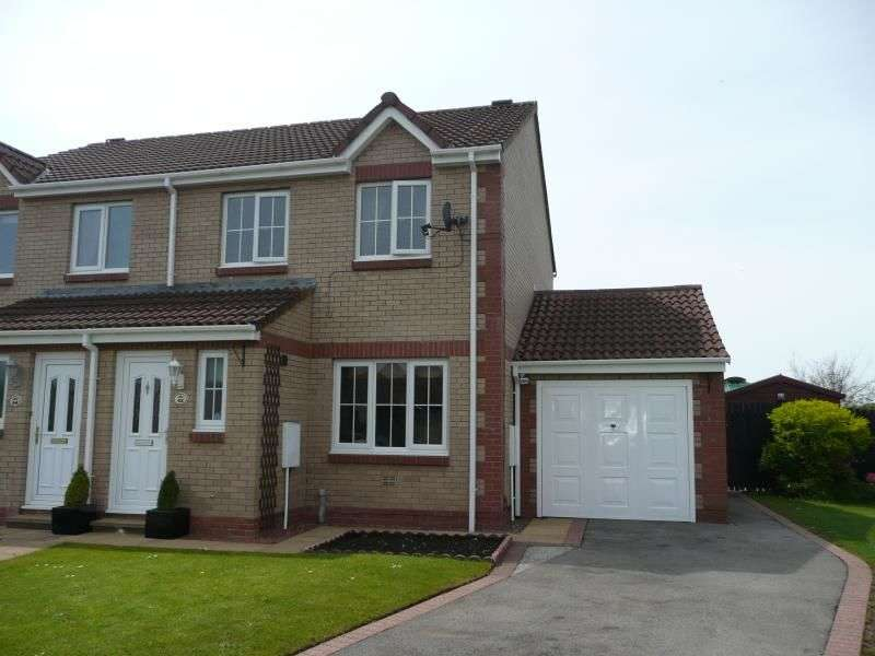3 Bedrooms Semi Detached House for sale in Ashley Way, Egremont, CA22