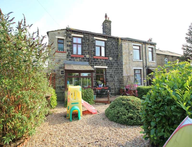 3 Bedrooms Property for sale in Harbour Road, BRADFORD, BD6