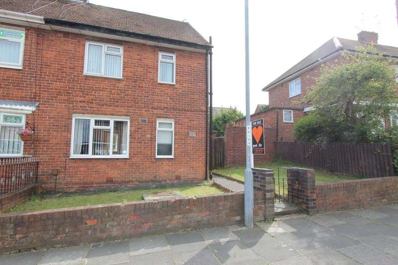 2 Bedrooms Semi Detached House for sale in Westheath Avenue, Grangetown, Sunderland