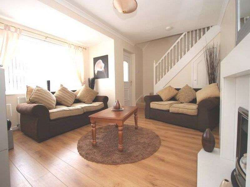 2 Bedrooms Semi Detached House for sale in Rawdon Road, Redhouse, Sunderland