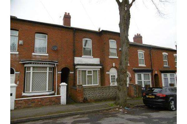 4 Bedrooms Terraced House for sale in Rowley Street, Walsall