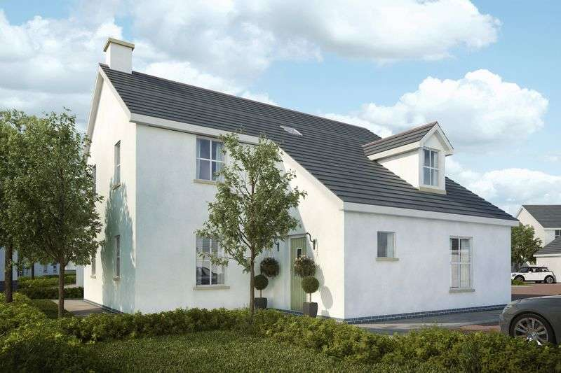 4 Bedrooms Detached House for sale in Plot 27, Green Meadows Park, Tenby