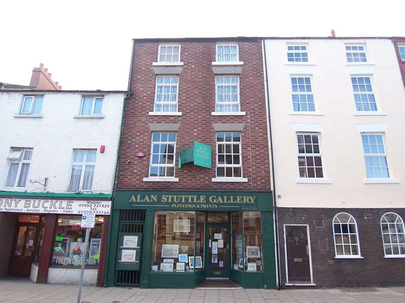 2 Bedrooms Property for sale in Alan Stuttle Gallery, 34 North Marine Road, Scarborough, YO12 7PE