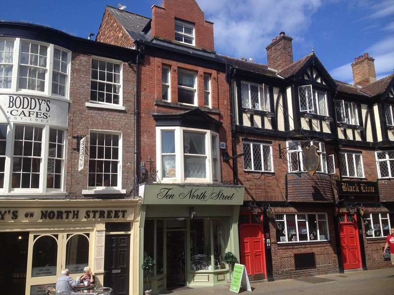 Property for sale in North Street, Scarborough, YO11 1DF