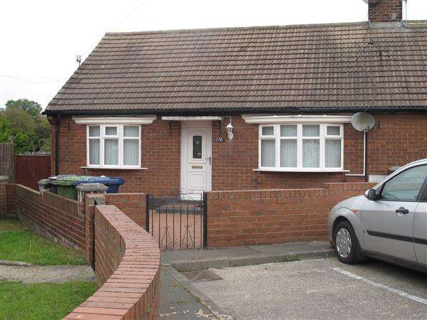 2 Bedrooms Bungalow for sale in Millais Gardens, South Shields