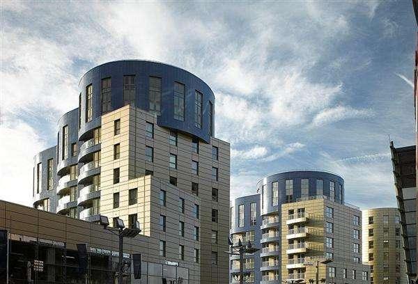 1 Bedroom Apartment Flat for sale in Queensland Road, London