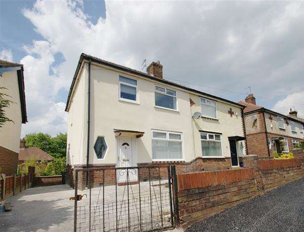 3 Bedrooms Semi Detached House for sale in Mildred Ave, Grotton