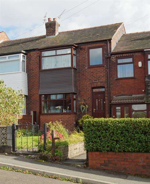 3 Bedrooms Terraced House for sale in Heywood Ave, Austerlands