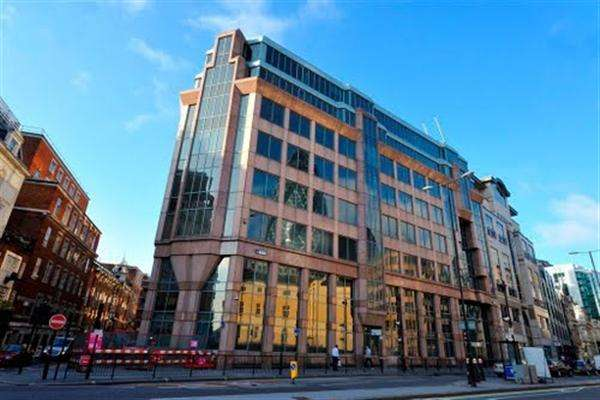 Office Commercial for rent in One Aldgate, Aldgate, London