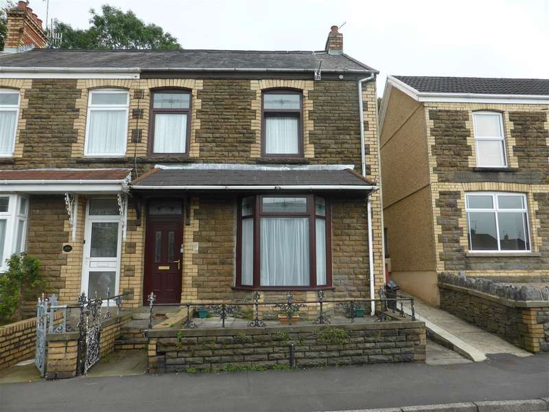 3 Bedrooms Semi Detached House for sale in 102 The Highlands, Neath Abbey, Skewen, Neath